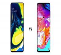 مراجعة مواصفات هاتفي Samsung Galaxy A80 و A70