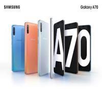 مراجعة مواصفات واسعار هاتف مميزات وعيوب هاتف samsung Galaxy A70