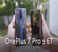 أبرز الاختلافات بين هاتفي OnePlus 6T و OnePlus 7Pro
