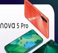 المراجعة الكاملة لهاتف Huawei الجديد الرائع Huawei Nova 5 Pro