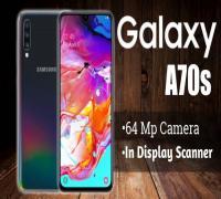 تسريبات حول هاتف Samsung Galaxy A70s