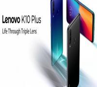 لينوفو تعلن عن هاتف K10 Plus