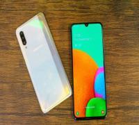 مراجعة هاتف Samsung Galaxy A90 5G الجديد