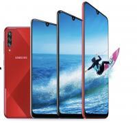 المراجعة الكاملة لهاتف Samsung الجديد Samsung Galaxy A70s