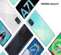 مراجعة مواصفات هاتف Samsung متوسط الفئة الجديد Samsung Galaxy A71