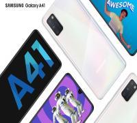 مزايا وعيوب هاتف Samsung متوسط الفئة الجديد Samsung Galaxy A41