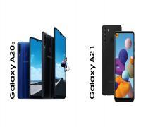 هل هاتف Samsung A21s بديلًا لهاتف Samsung A20s