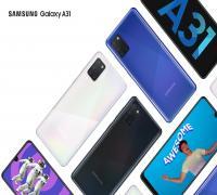 مواصفات هاتف Samsung A31 الاقتصادي