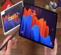 مزايا وعيوب تابلت Samsung الجديد Samsung Galaxy Tab S7 Plus