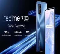 المراجعة الكاملة لهاتف Realme 7 5G