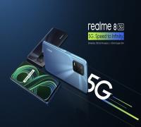 المراجعة الأولية لمواصفات هاتف Realme 8 5G الجديد