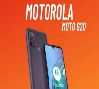 إليكم مزايا وعيوب هاتف Motorola Moto G20 الجديد