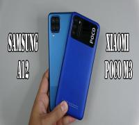 مقارنة بين Xiaomi Poco M3 وSamsung Galaxy A12