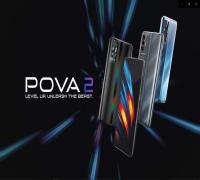 مراجعة هاتف Tecno Pova 2 عملاق البطارية للفئة المتوسطة