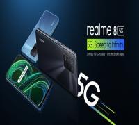 إليكم مواصفات هاتف Realme 8 5G الأحدث من ريلمي