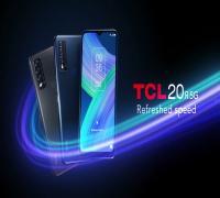 الكشف رسميًأ عن هاتف TCL الجديد TCL 20 R بتقنية 5G