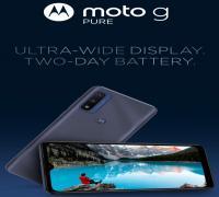تعرف على هاتف Motorola G Pure الجديد للفئة الاقتصادية