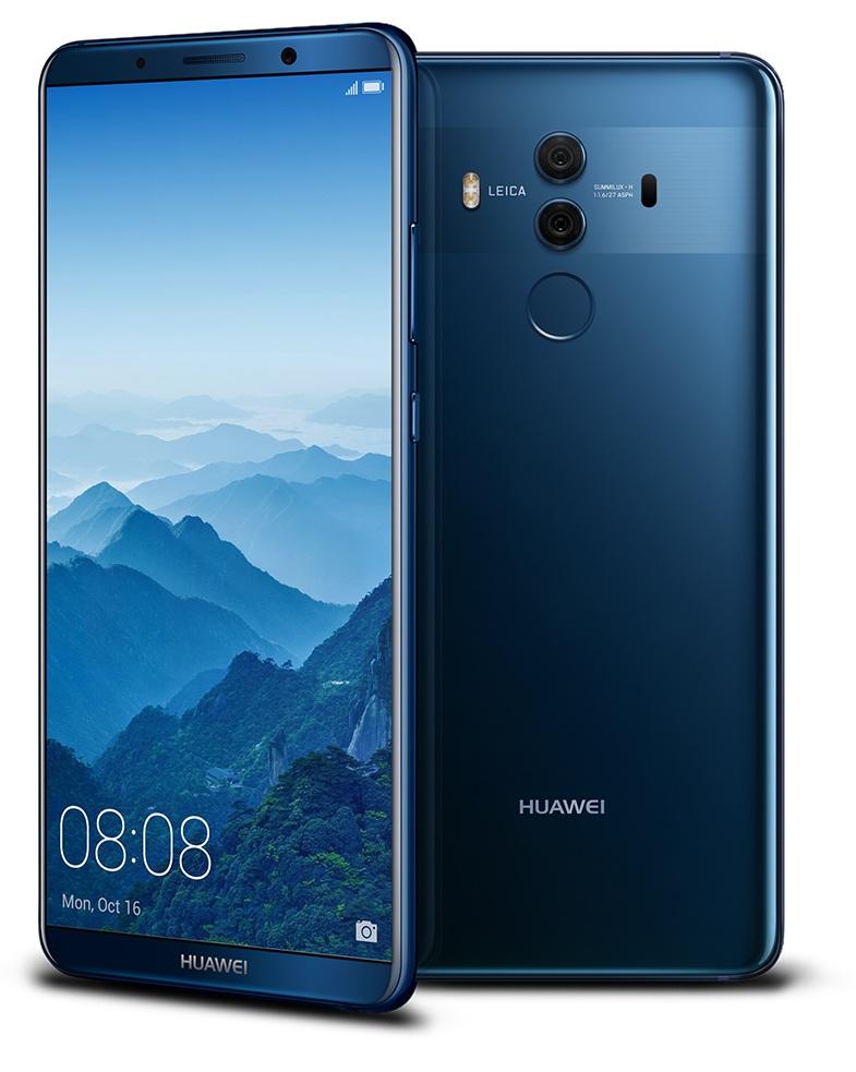 تسريبات: هاتف Huawei Mate قادم شاشة OLED منحنية