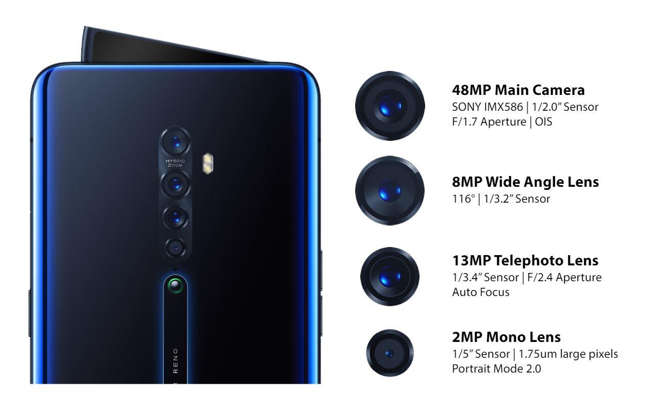 المقارنة الكاملة بين هاتفي الكاميرا المنبثقة من الأعلى Xiaomi Mi 9T وOppo Reno 2