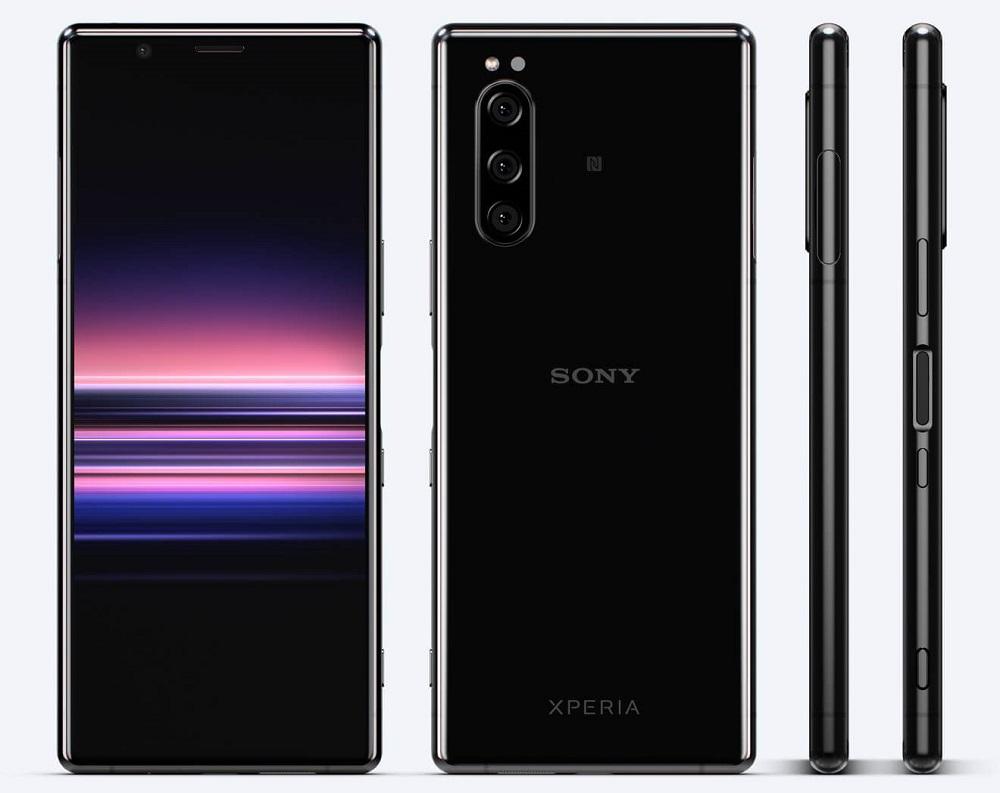 المراجعة الأولية لمواصفات هاتف Sony الجديد Sony Xperia 5