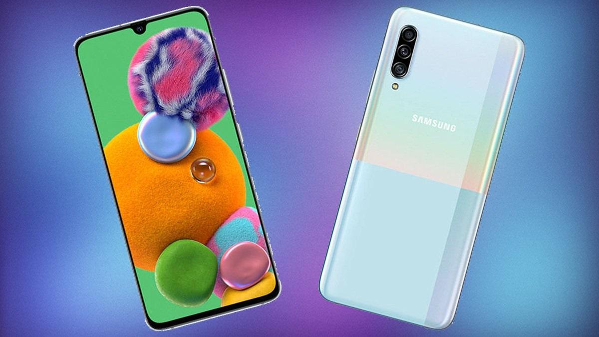 المقارنة بين هاتفي المعالجات الرائدة منخفضي السعر Samsung Galaxy A90 وRedmi K20 Pro