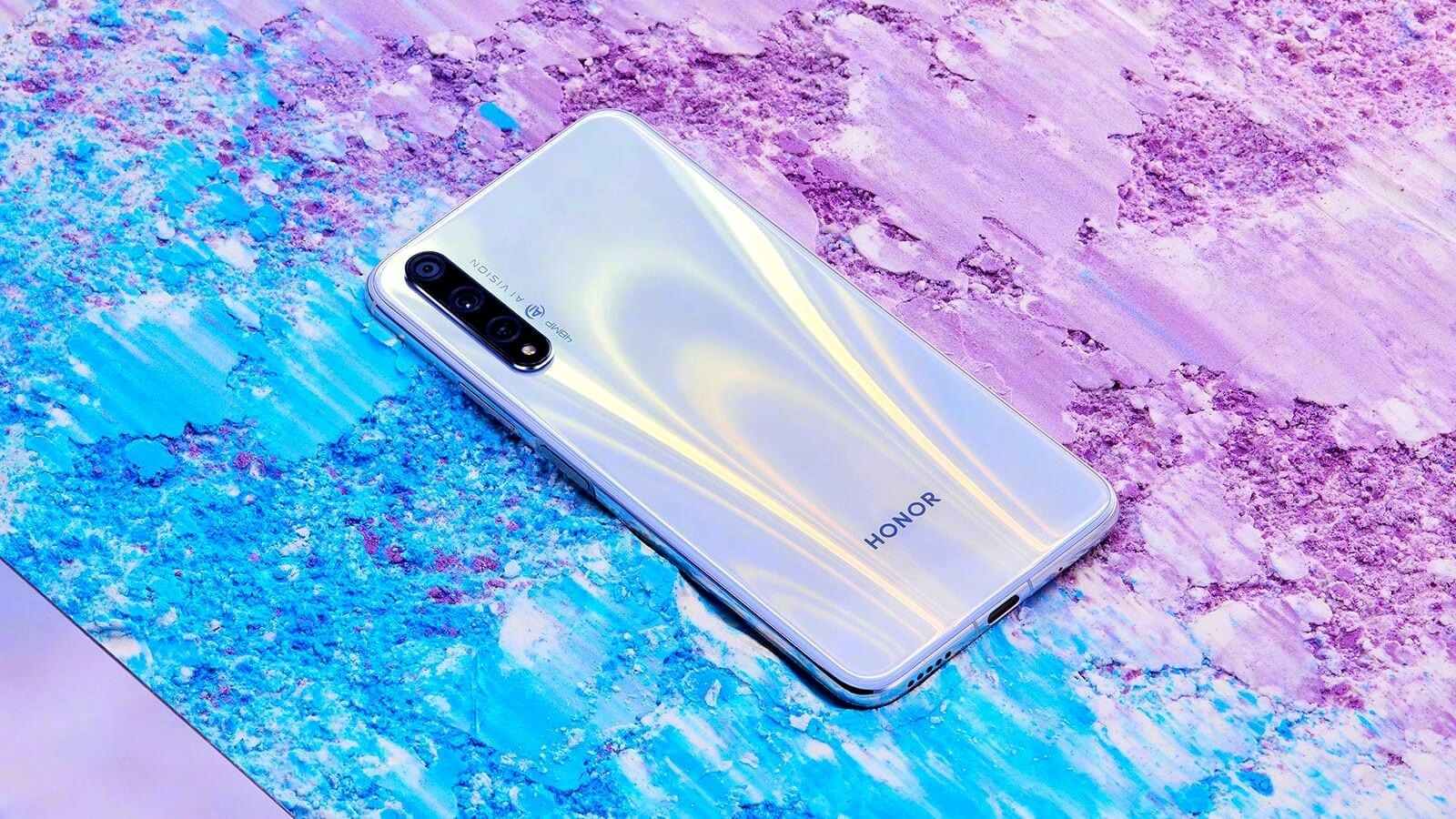 مزايا وعيوب هاتف Honor 20S أحدث هواتف فئة Honor 20 المتميزة