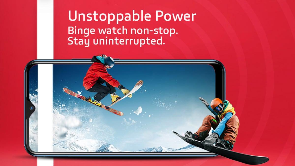 الكشف عن هاتف Vivo الجديد Vivo U10 ببطارية جبارة سعتها 5000 ميللي أمبير
