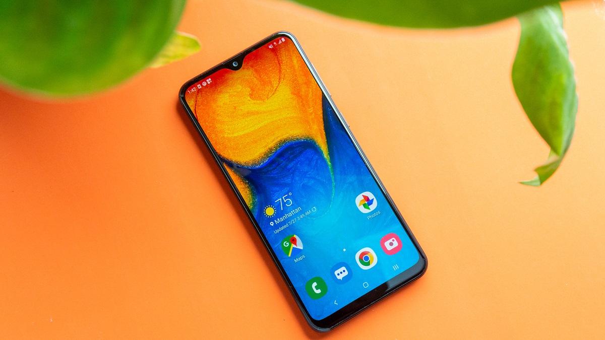 الكشف عن هاتف Samsung الجديد Samsung Galaxy A20s الاقتصادي بملامح متوسطة