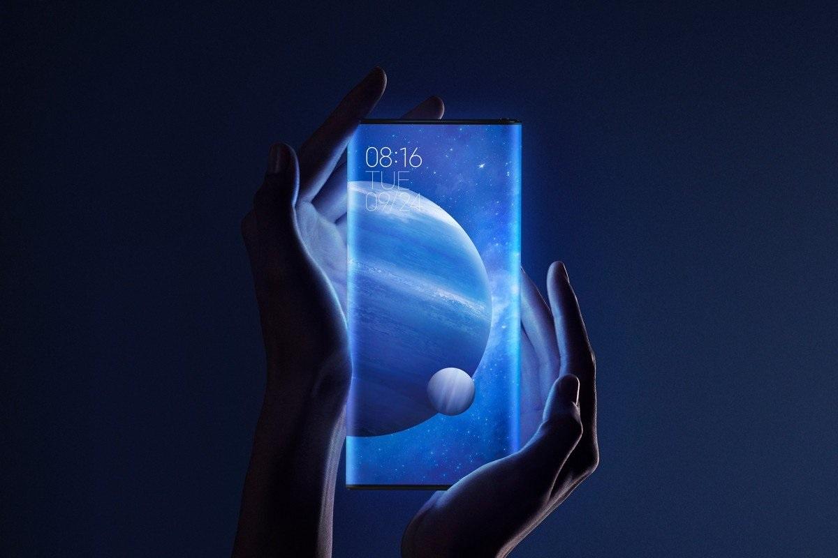 هاتف Xiaomi Mi Mix Alpha رؤية Xiaomi لمستقبل الهواتف الذكية