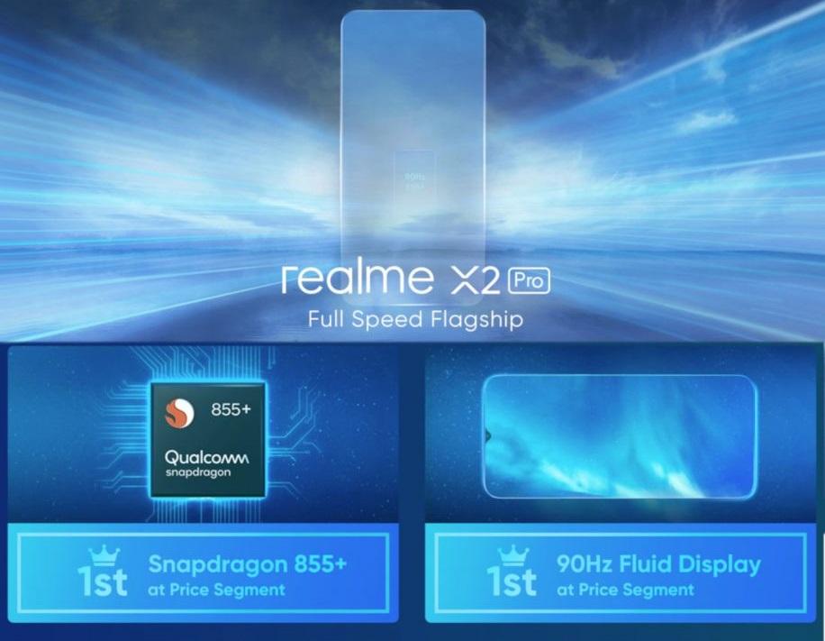 تسريبات واعدة لهاتف Realme الرائد المقبل Realme X2
