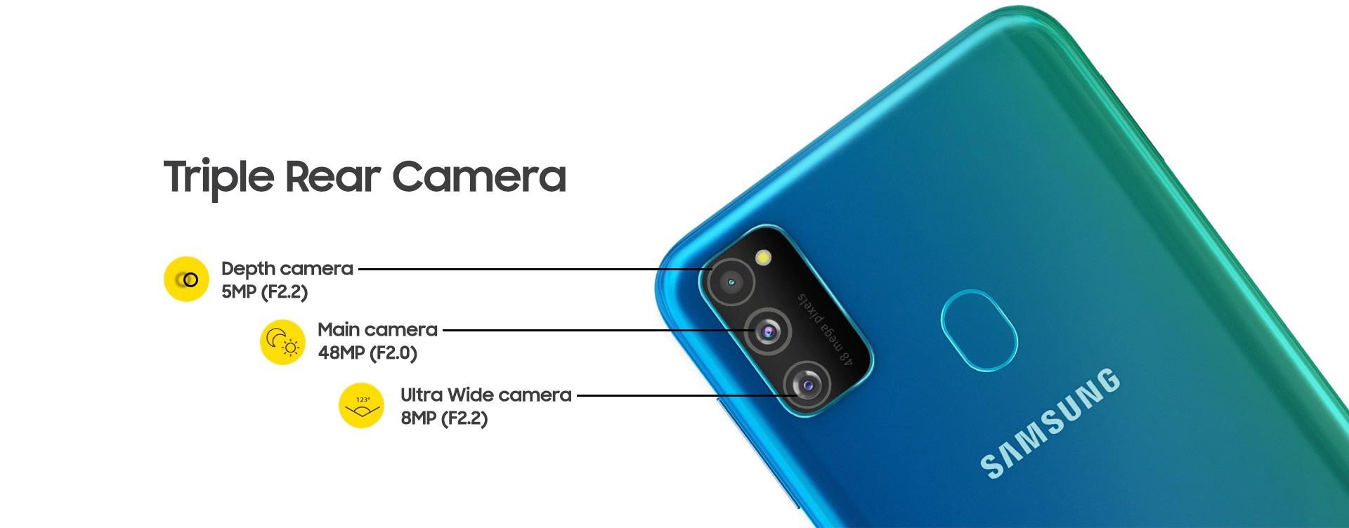 تعرف على مواصفات هاتف Samsung Galaxy M30s ببطارية 6000 مللي أمبير