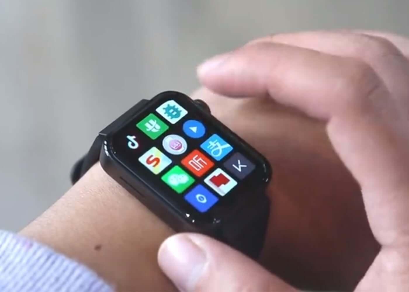شاومي تشوق لساعتها الذكية الجديدة Xiaomi Mi Watch بواجهة مستخدم MIUI