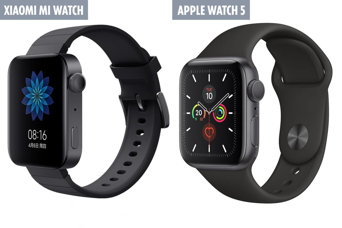 تعرف على ساعة Xiaomi Mi Watch الجديدة التي تم الكشف عنها رسميًا