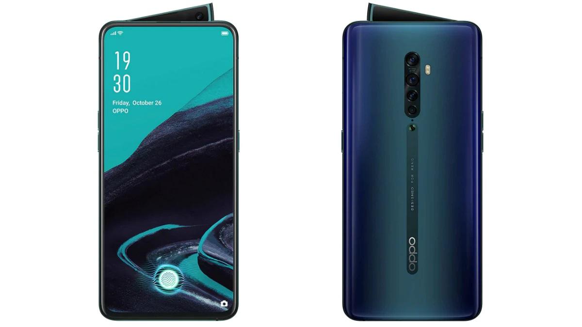 Oppo تطلق هاتفي Oppo Reno 2 وReno2 F في الأسواق المصرية