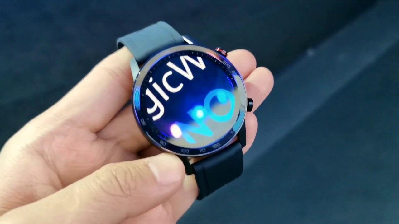 مراجعة ساعة Huawei الذكية الجديدة Honor Magic Watch 2