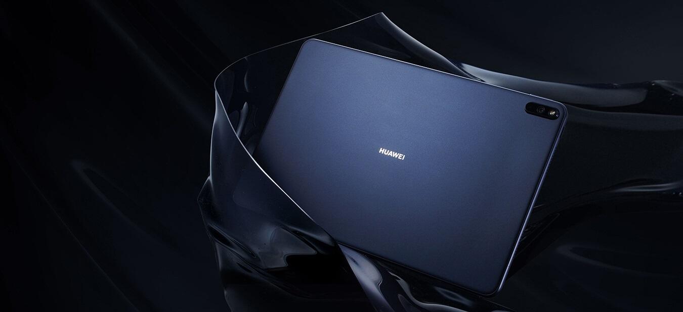 تعرف على أول تابلت بثقب للكاميرا الأمامية ... تابلت Huawei MatePad Pro الجديد