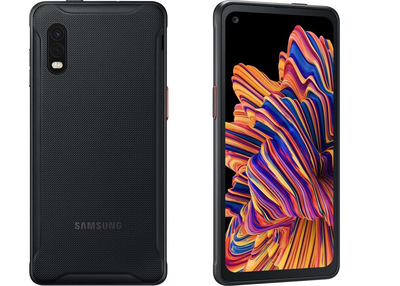 سامسونج تكشف عن أحدث هواتفها الصلبة المقاومة لمختلف الظروف Samsung Galaxy XCover Pro