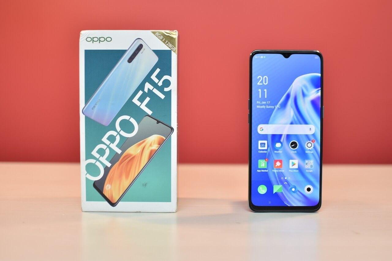 أوبو تعلن عن هاتف Oppo F15 الجديد، تعرف على مواصفاته
