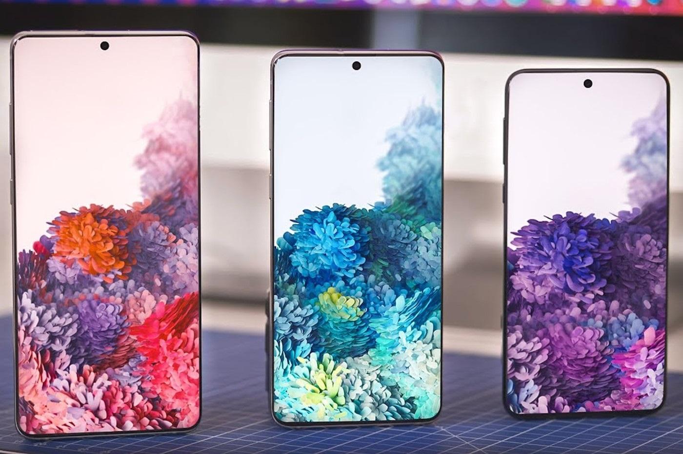 تسريب المزيد من مواصفات هاتف سامسونج المقبل Samsung Galaxy S20 Plus