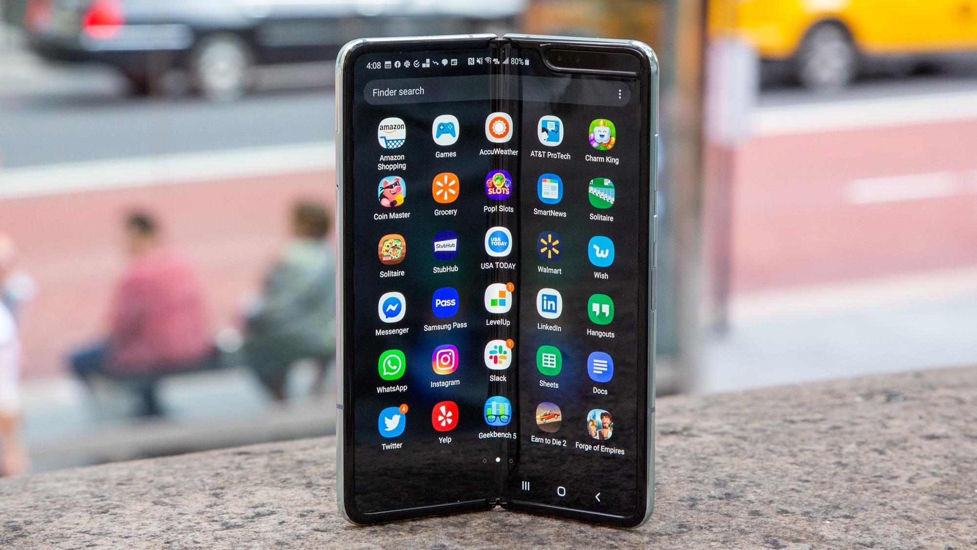 كل ما نعرفه عن هاتف سامسونج القابل للطي المقبل Samsung Galaxy Fold 2