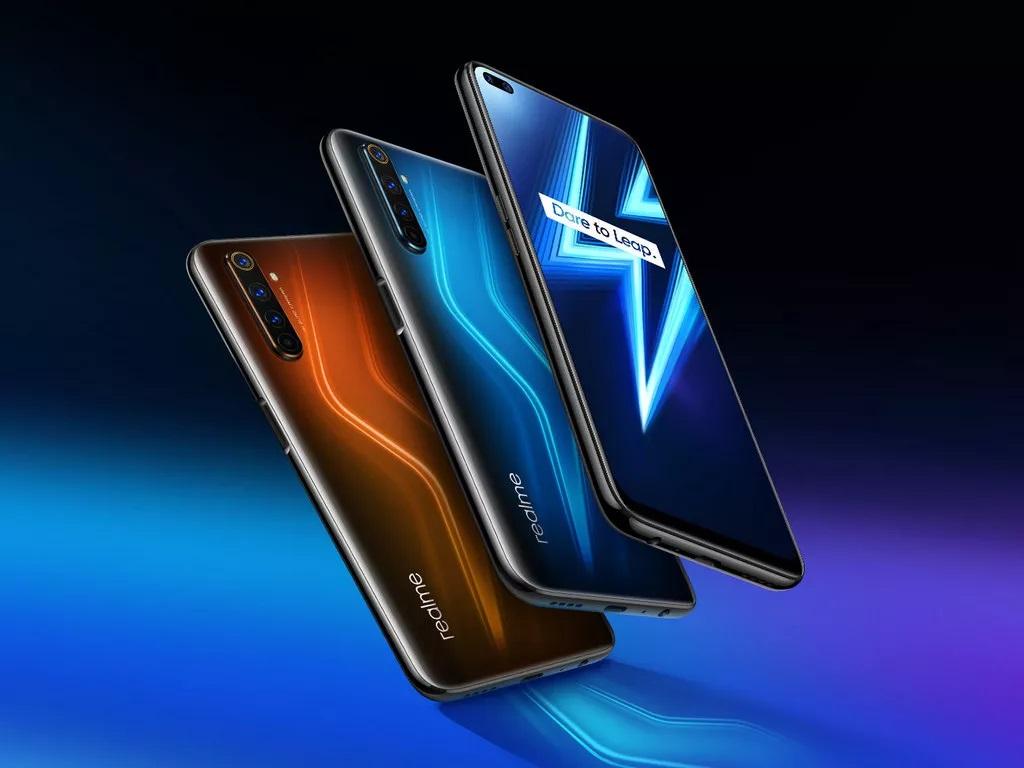 المراجعة الأولية لمواصفات هاتف Realme 6 Pro الجديد