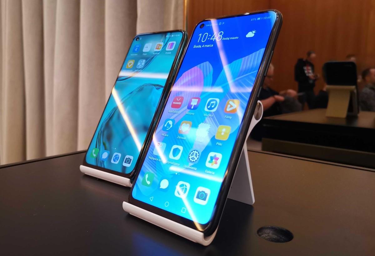 مراجعة أولية لمواصفات هاتف Huawei الجديد Huawei P40 Lite E