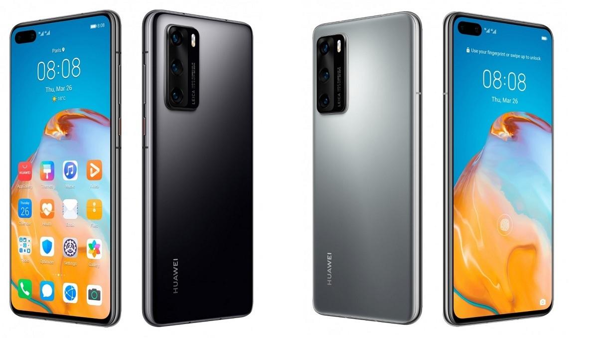 الكشف رسميًا عن هواتف هواوي الرائدة الجديدة Huawei P40 وHuawei P40 Pro