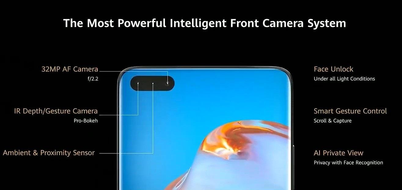 المراجعة الأولية لهاتف هواوي الرائد الجديد Huawei P40 Pro