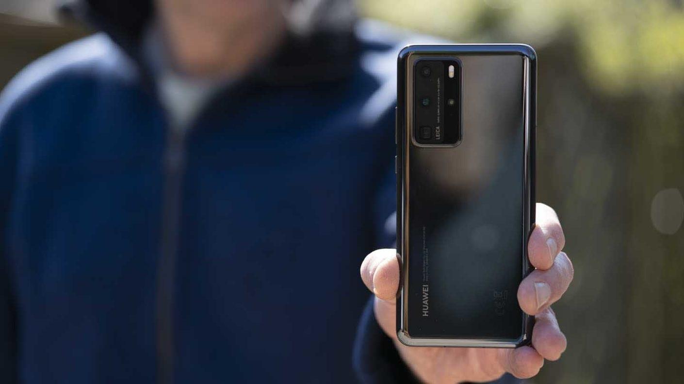 هاتف Huawei P40 Pro يتربع على عرش الأفضل في العالم على مستوى الكاميرات