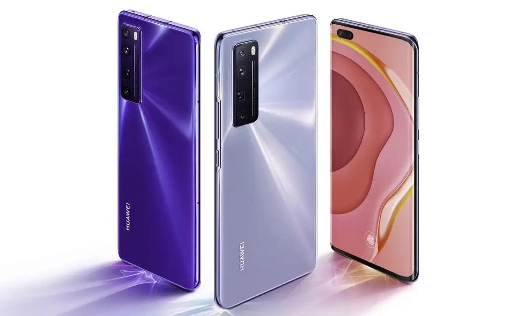 رسميًا Huawei تكشف عن مجموعة هواتفها الجديدة Huawei Nova 7