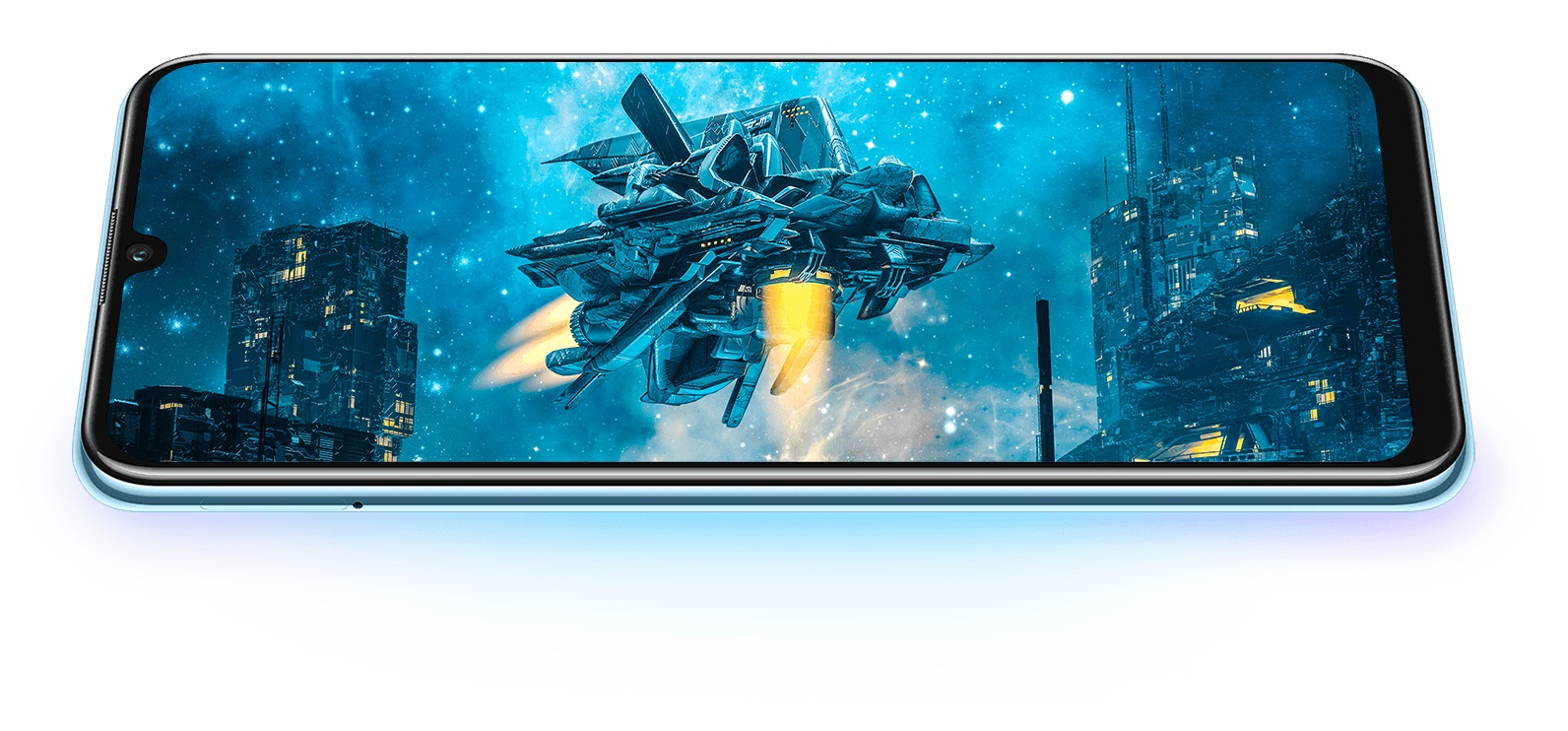 المراجعة الأولية لمواصفات هاتف Huawei Y8p الجديد