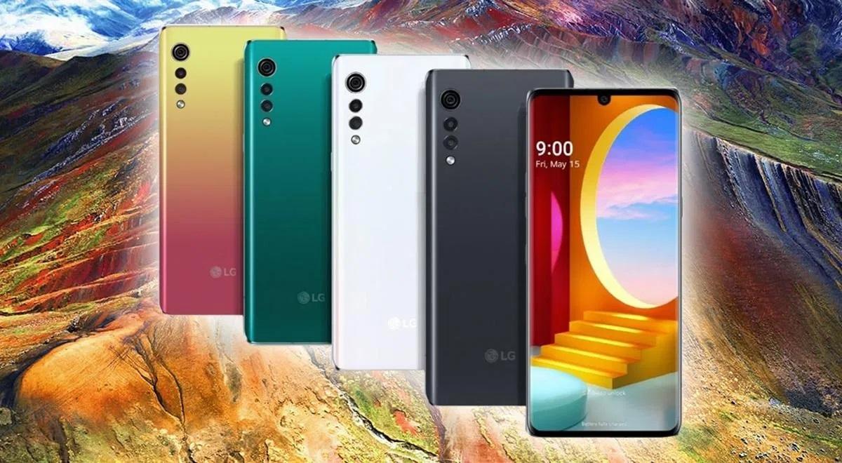 المراجعة الكاملة لمواصفات هاتف LG المتميز الجديد LG Velvet