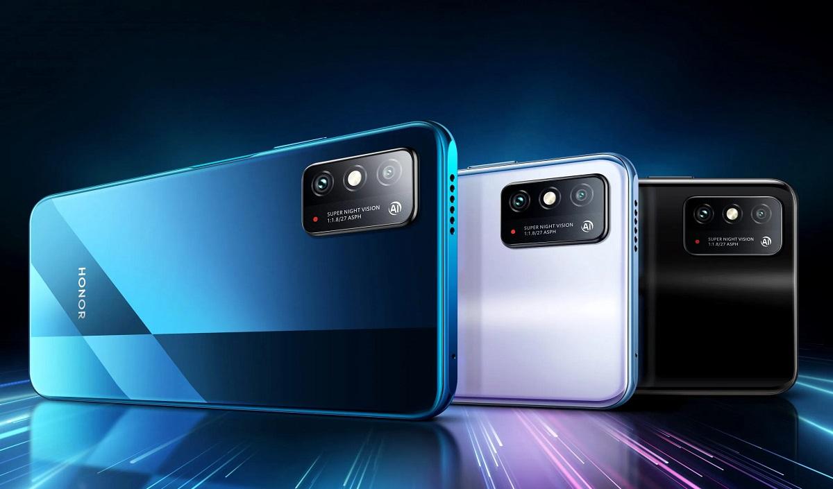 الكشف رسميًا عن هاتف Honor الضخم الجديد Honor X10 Max 5G