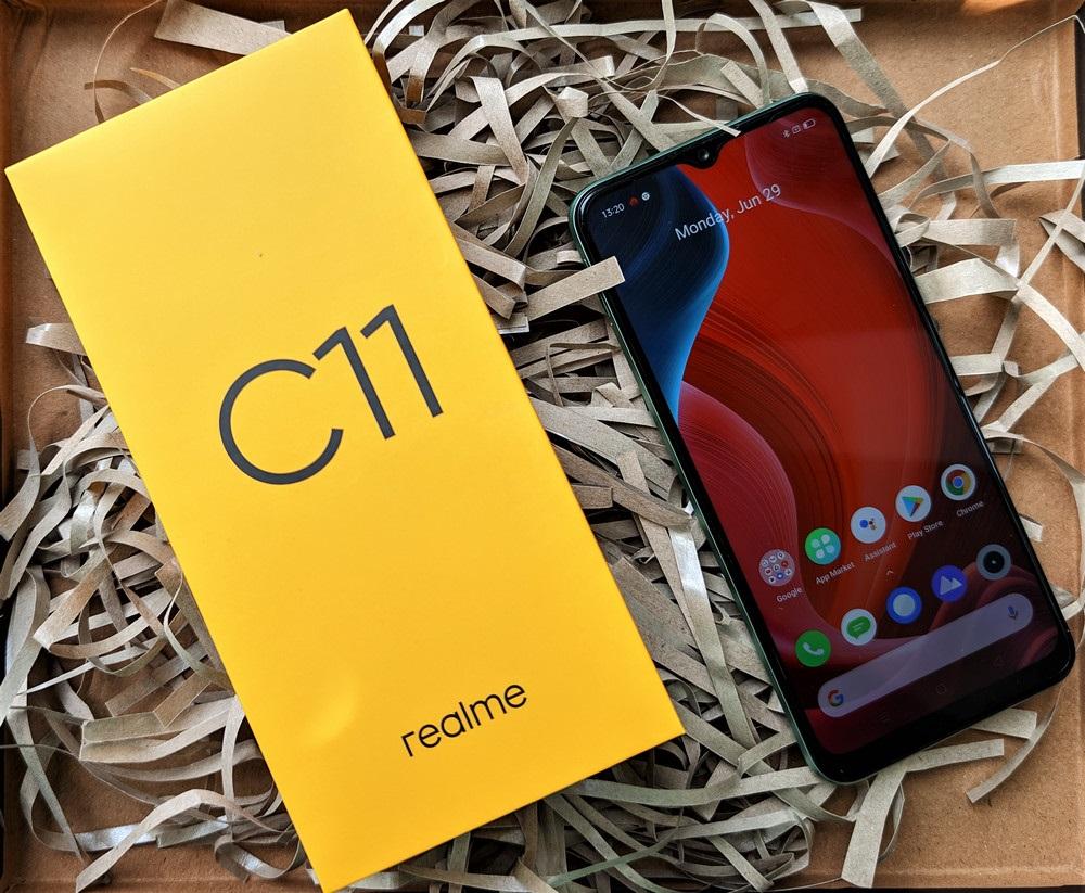 الكشف رسميًا عن هاتف Realme الاقتصادي الجديد Realme C11
